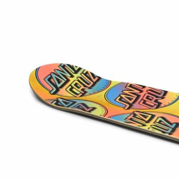 """Santa Cruz Contra Allover PP 8.25"""" Skateboard Deck"""
