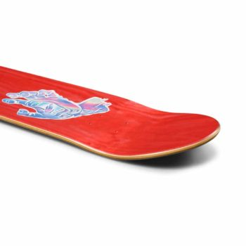 "Santa Cruz Iridescent Dot PP 8.5"" Skateboard Deck"