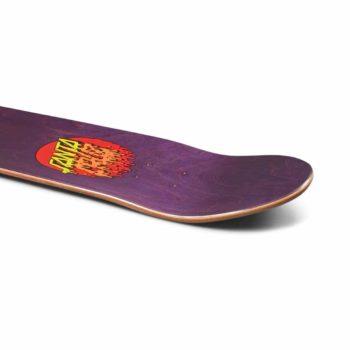 "Santa Cruz Rad Dot PP 8"" Skateboard Deck"