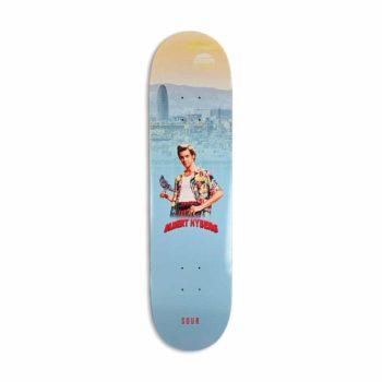 "Sour Solution Albert Nyberg ""Ventura"" Skateboard Deck"