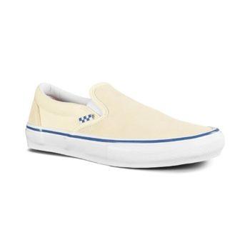 Vans Slip-On Pro Skate Shoes - Off White