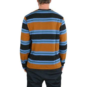 Volcom Cannione Pullover Crew Sweater - Golden Brown