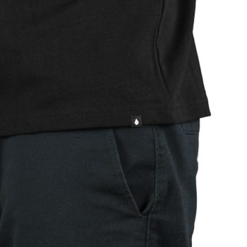 Volcom Docket LSE S/S T-Shirt - Black