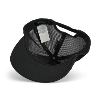 Volcom Full Stone Cheese 110 Mesh Back Cap - Black