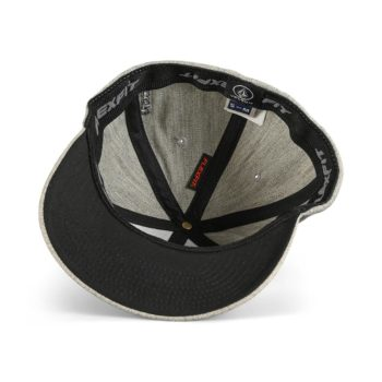Volcom Full Stone Heather XFit Cap - Grey Vintage