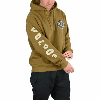 Volcom Pentropic Pullover Hoodie - Old Mill