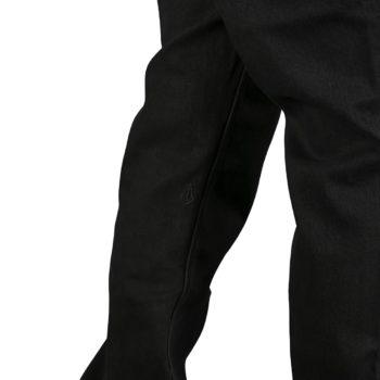 Volcom Solver Denim Jeans - Blackout