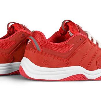 eS Evant Skate Shoes - Red