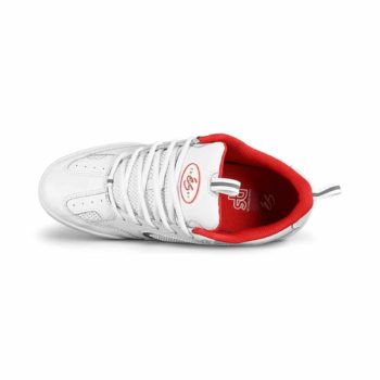 eS Quattro Skate Shoes - White