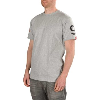 eS Roster S/S T-Shirt - Grey / Heather