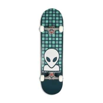 """Alien Workshop Matrix 8"""" Skateboard Complete - Teal"""