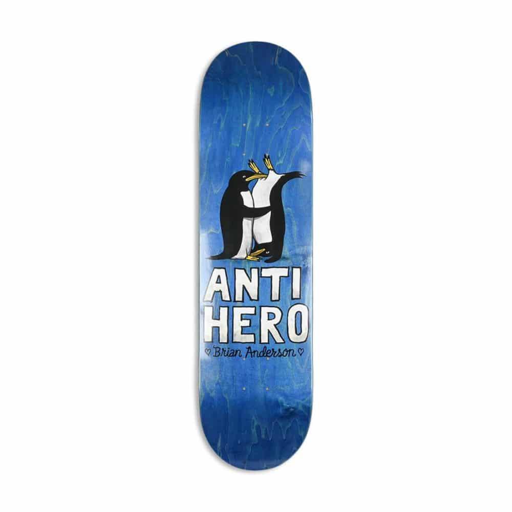 Antihero Brian Anderson Lovers II Skateboard Deck