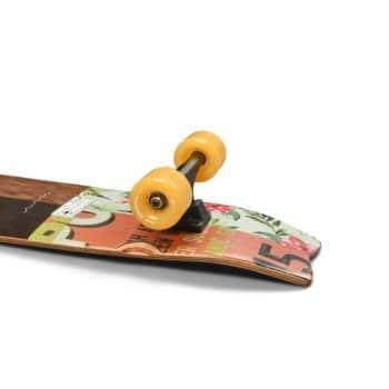 """Arbor Groundswell Sizzler 30.5"""" Cruiser Skateboard"""