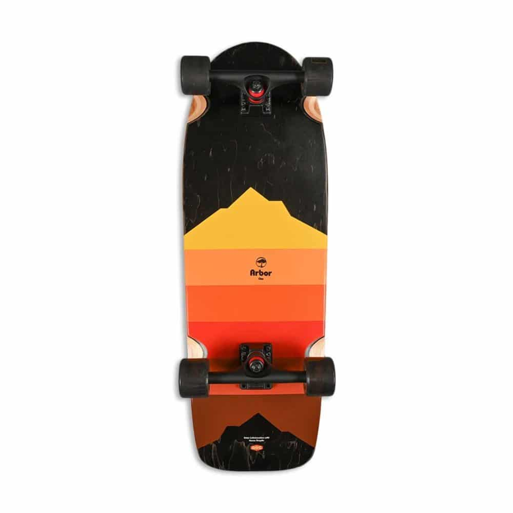 """Arbor Oso Artist 30"""" Cruiser Skateboard"""