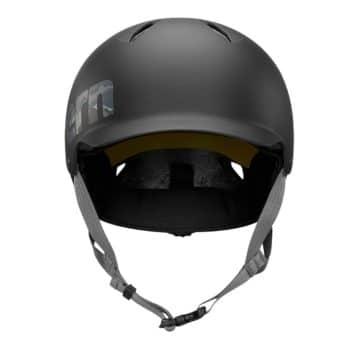 Bern Bandito EPS MIPS Youth Helmet - Matte Black/Camo Logo