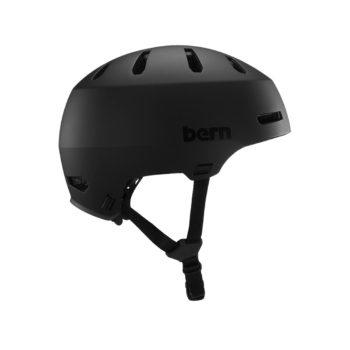 Bern Macon 2.0 MIPS Helmet - Matte Black
