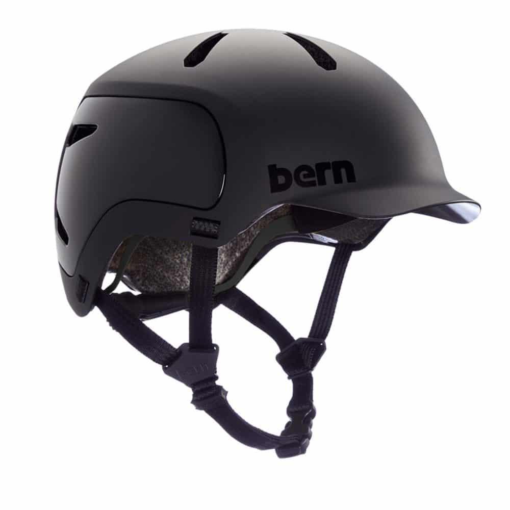 Bern Watts 2.0 EPS Helmet - Matte Black