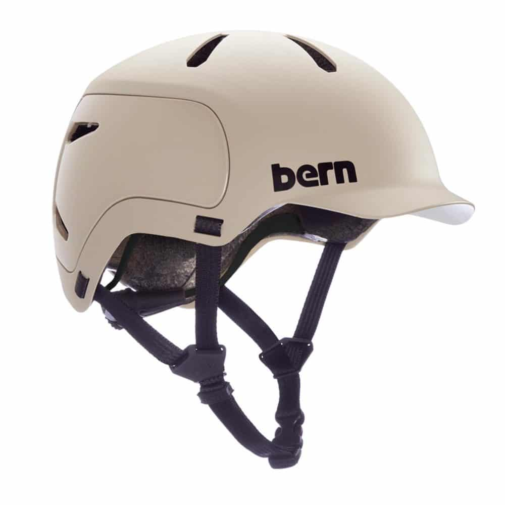 Bern Watts 2.0 EPS Helmet - Matte Sand