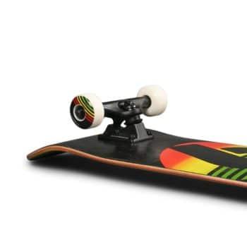 "Birdhouse Stage 3 Sunset 7.75"" Complete Skateboard - Rasta"