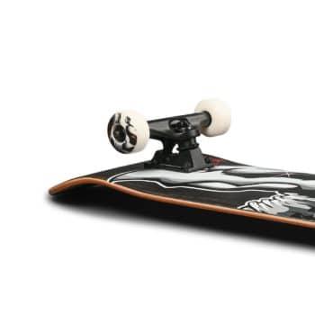 "Birdhouse Tony Hawk Falcon 1 8.125"" Complete Skateboard - Black/Red"
