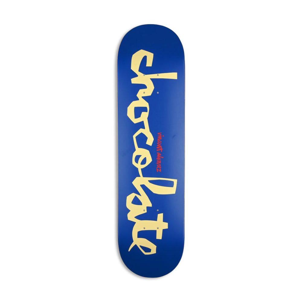Chocolate Original Chunk W41 Vincent Alvarez Skateboard Deck