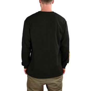 Chocolate Skateboards Mono L/S T-Shirt - Black
