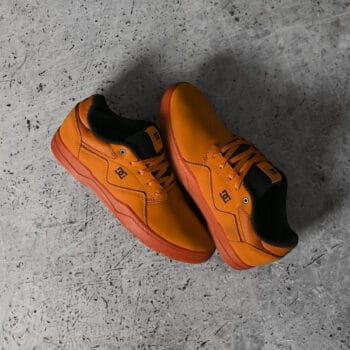 DC Barksdale Skate Shoes - Wheat / Black
