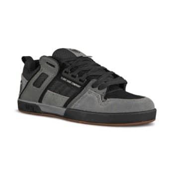 DVS Comanche 2.0+ Skate Shoes - Charcoal/Black/Gum