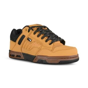 DVS Enduro Heir Skate Shoes - Chamois/Black Nubuck