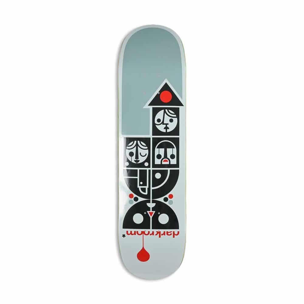 """Darkroom Argonauts 8.125"""" Skateboard Deck - Blue"""