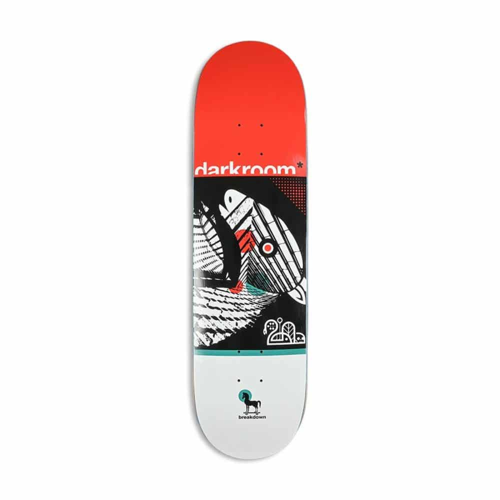 "Darkroom Breakdown 8.5"" Skateboard Deck"