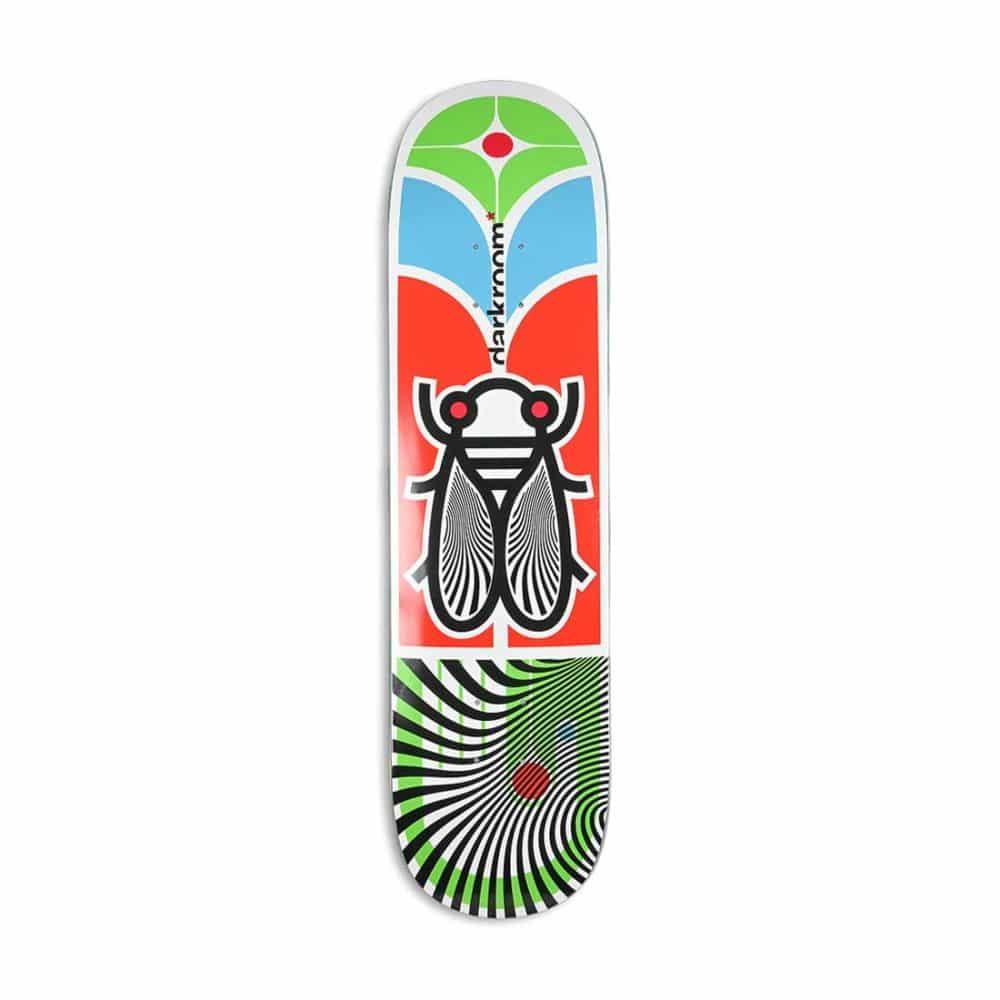 """Darkroom Como La Cigarra 8"""" Skateboard Deck"""