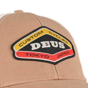 Deus Ex Machina Loco Trucker Cap - Tan