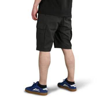 Element Legion Cargo RSTP Shorts - Off Black