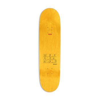 "Element Peanuts Linus x Cookie 8.4"" Skateboard Deck"