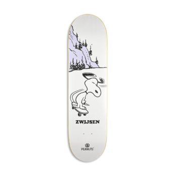 "Element Peanuts Snoopy x Phil Zwijsen 8.125"" Skateboard Deck"