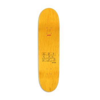 "Element Peanuts Woodstock x Madars Apse 8.25"" Skateboard Deck"