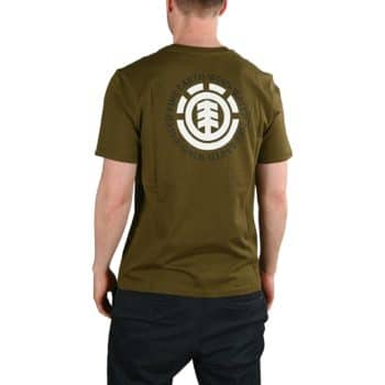 Element Seal BP S/S T-Shirt - Army