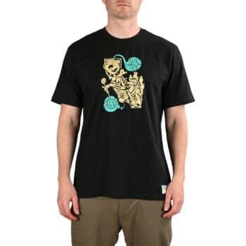 Element x Timber Altered States S/S T-Shirt - Flint Black
