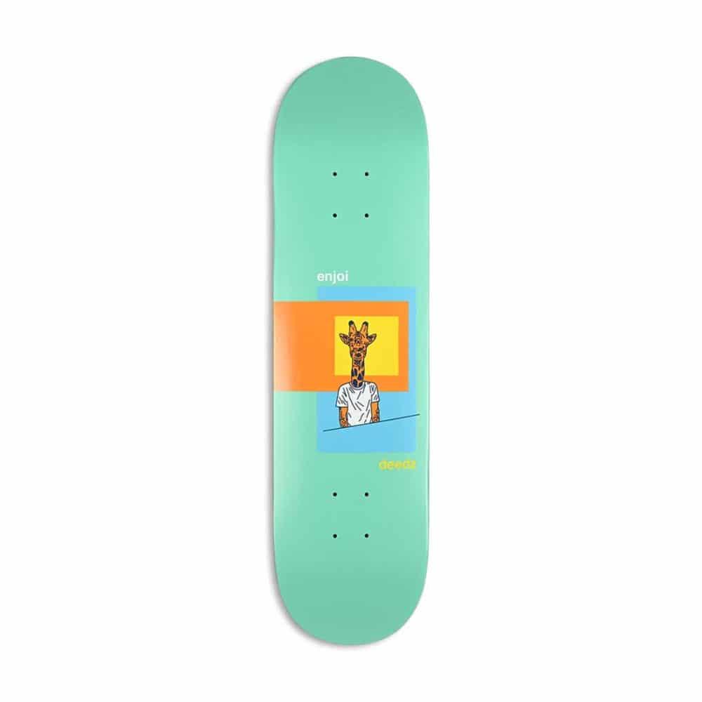 "Enjoi Didrik ""Deedz"" Galasso Skart R7 8.125"" Skateboard Deck"
