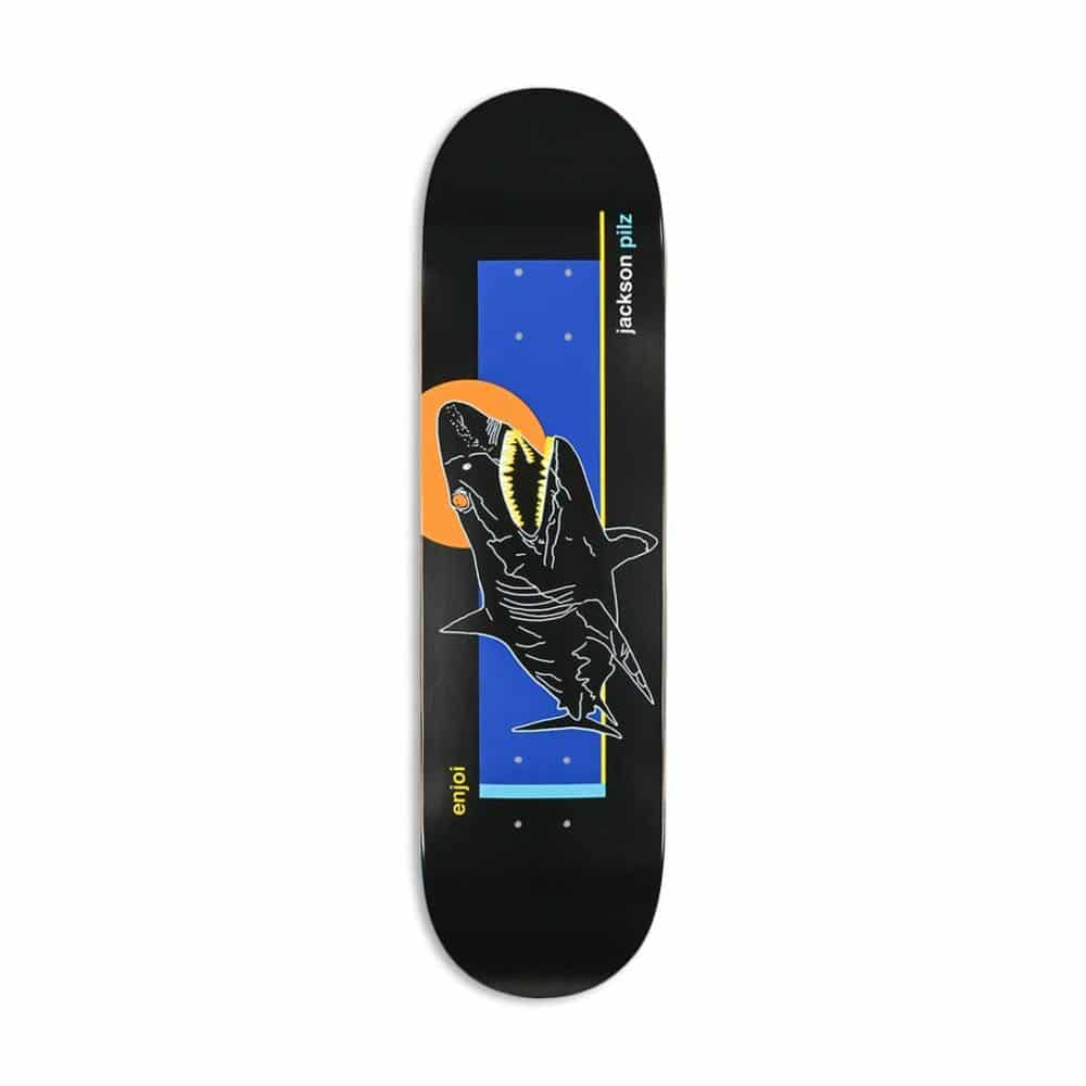 "Enjoi Jackson Pilz Skart R7 8.25"" Skateboard Deck"