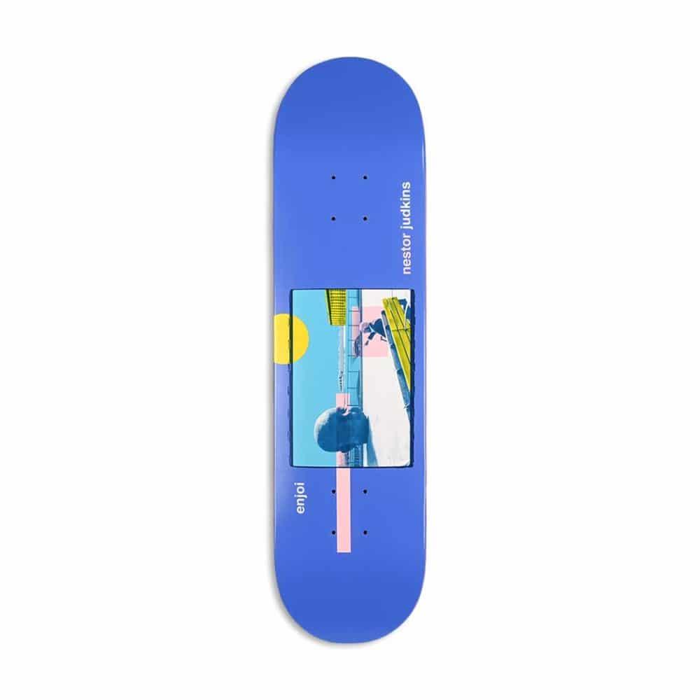 Enjoi Nestor Judkins Skart R7 Skateboard Deck
