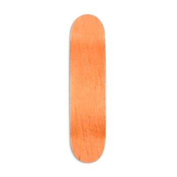 "Enjoi Peekaboo Panda R7 8"" Skateboard Deck - Yellow"
