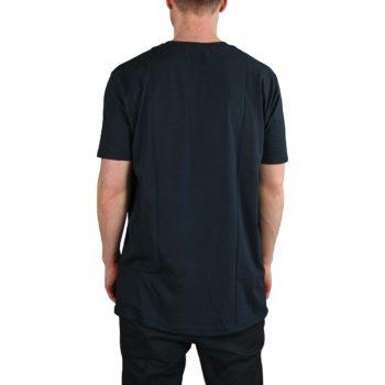 Etnies Corp Combo S/S T-Shirt - Navy