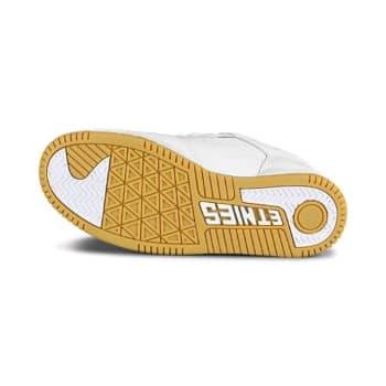 Etnies Faze Skate Shoes - White/Black/Gum