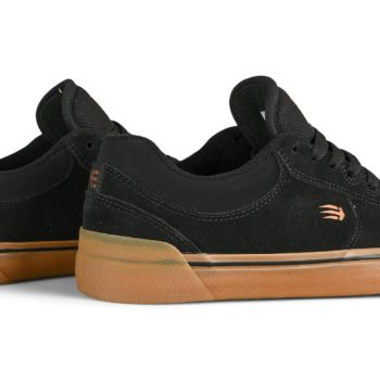 Etnies Joslin Vulc Skate Shoes - Black/Gum