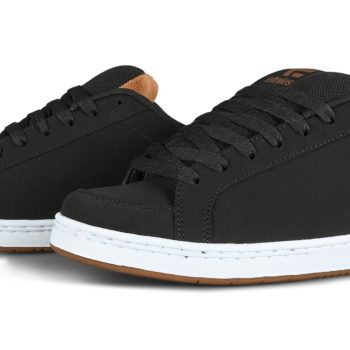Etnies Kingpin 2 Skate Shoes - Black/Brown