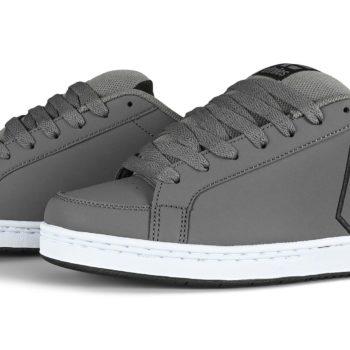 Etnies Kingpin 2 Skate Shoes - Grey/Black