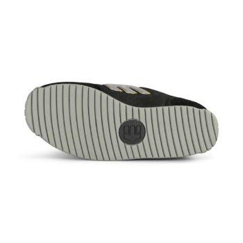 Etnies Lo-Cut II LS Skate Shoes - Black/Grey/Yellow