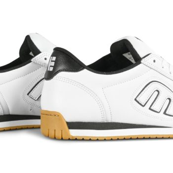 Etnies Lo-Cut II LS Skate Shoes - White/Black/Gum